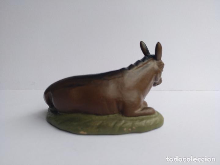Figuras de Belén: Belén/Pesebre/Nacimiento. Buey. Barro - Foto 3 - 189630588