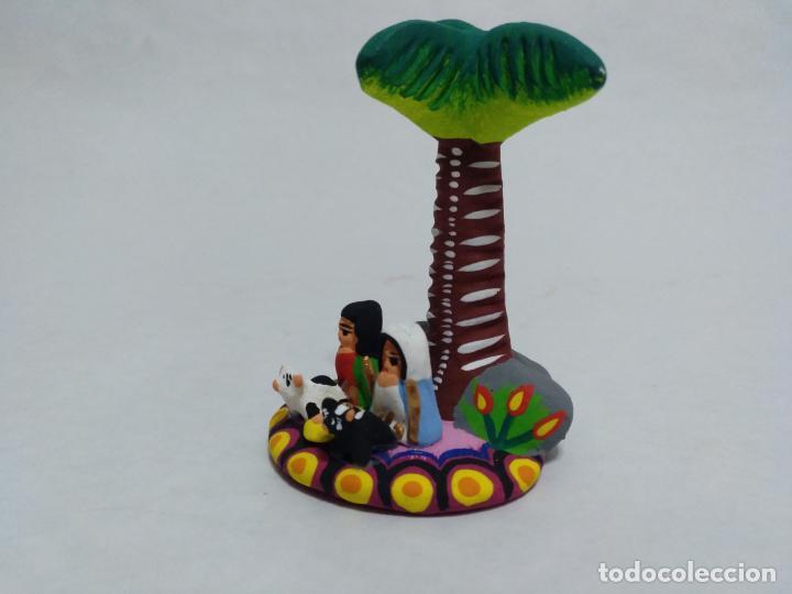 Figuras de Belén: Belén/Nacimiento/Pesebre. Guatemala. Barro. - Foto 3 - 191154667