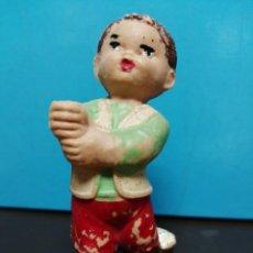 Figuras de Belén: FIGURA BELÉN PADTOR CABEZONES FERRANDIZ INCOMPLETA . Lote 192025400