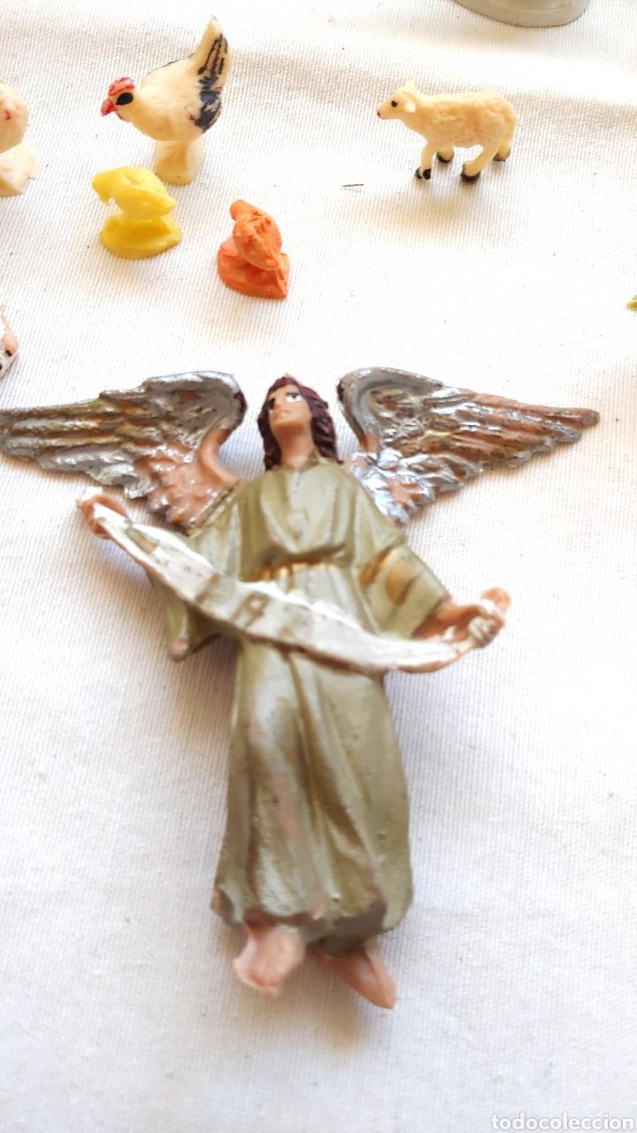 Figuras de Belén: 26 Figuras para el Belén en plástico duro - Foto 5 - 192681260