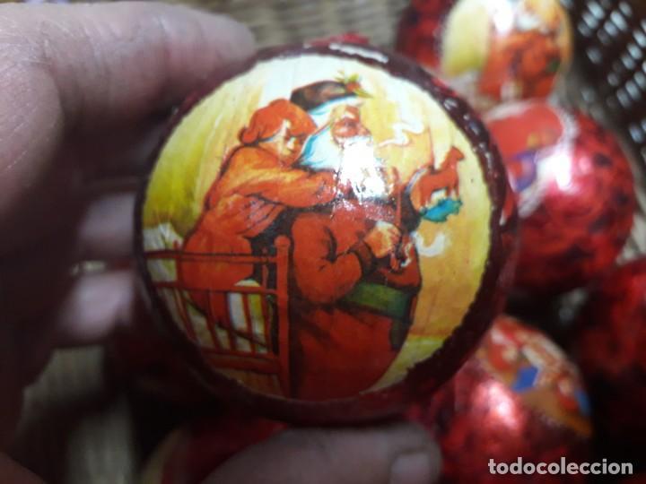 Figuras de Belén: Lote de bolas de navidad - Foto 2 - 194491320