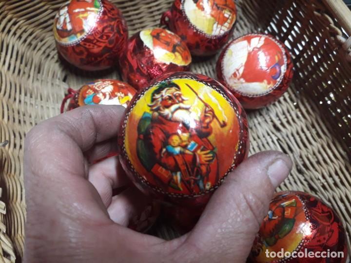 Figuras de Belén: Lote de bolas de navidad - Foto 5 - 194491320
