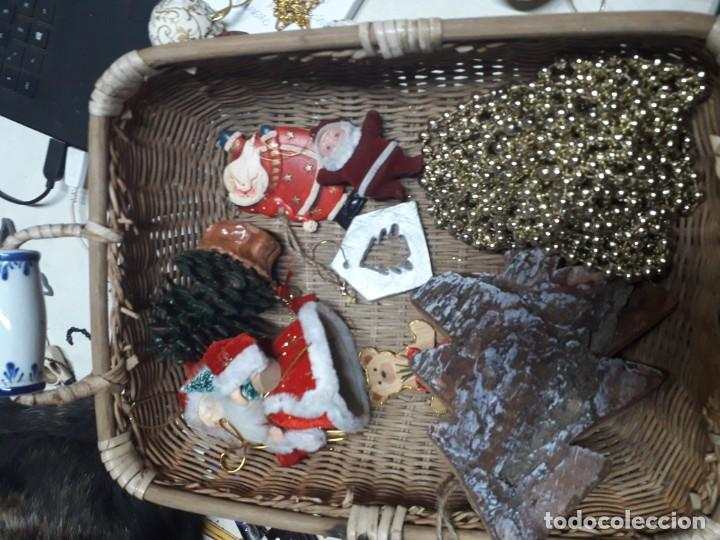 Figuras de Belén: Lote de bolas de navidad - Foto 9 - 194491320