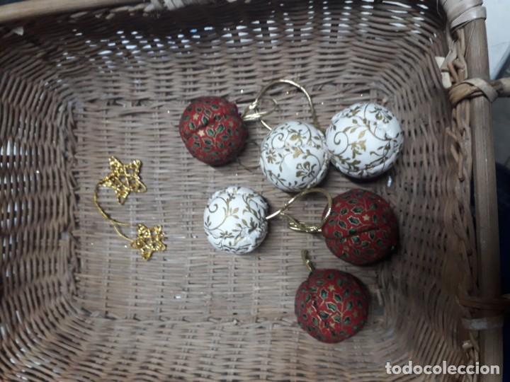 Figuras de Belén: Lote de bolas de navidad - Foto 12 - 194491320