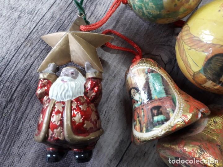 Figuras de Belén: Lote de bolas de navidad - Foto 14 - 194491320