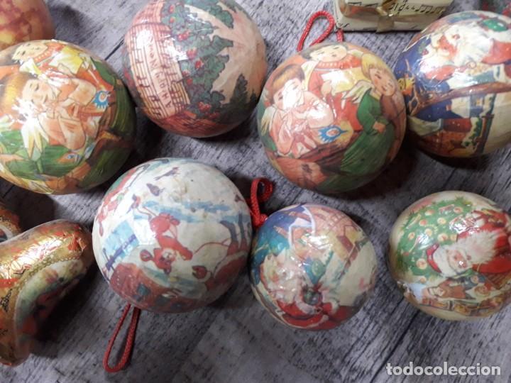 Figuras de Belén: Lote de bolas de navidad - Foto 16 - 194491320