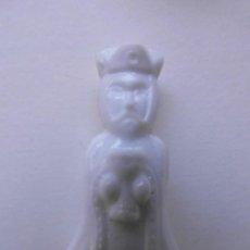 Figuras de Belén: FIGURA DE PLASTICO DEL ROSCON DE REYES. TORTELL DE REIS. REY MAGO. MINIATURA. Lote 194577286