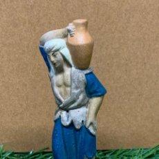 Figuras de Belén: FIGURA AGUADOR (BELÉN). Lote 195029738