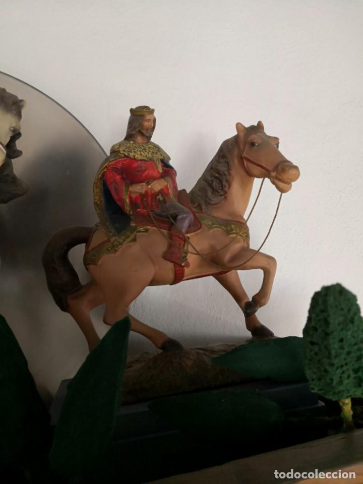 Figuras de Belén: FIGURAS DE BELÉN, PESEBRE, Cabalgata de Reyes Magos, de Olot - Foto 7 - 195198750