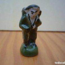 Figuras de Belén: FIGURA DEL ROSCÓN DE REYES. Lote 195251642
