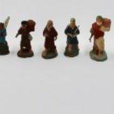 Figuras de Belén: LOTE DE 23 FIGURAS DE BELEN EN TERRACOTA .. Lote 195465768