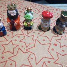 Figurines pour Crèches de Noël: FIGURAS ROSCÓN DE REYES. Lote 195627798