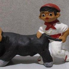 Figuras de Belén: ALBOROX FIGURAS BARRO TIPO CABEZONES FERRANDIZ 70'S, ELIGE LAS QUE QUIERAS A 5€, FOTOS DE TODAS. Lote 213586798