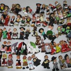 Figurines pour Crèches de Noël: ALBOROX FIGURAS BARRO TIPO CABEZONES FERRANDIZ 70'S, ELIGE LAS QUE QUIERAS A 2€, FOTOS DE TODAS. Lote 213588992