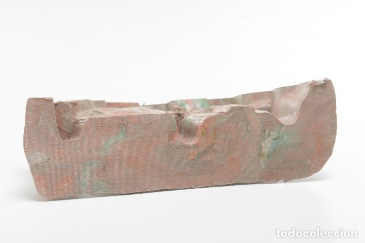 Figuras de Belén: Castillo antiguo de plástico, decoración pesebre, modelismo - Foto 6 - 214470341
