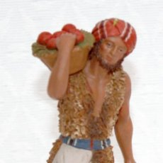 Figuras de Belén: FIGURA EN TERRACOTA DEL ARTISTA DANIEL URSUEGUIA. BELEN. PESEBRE. Lote 217811322