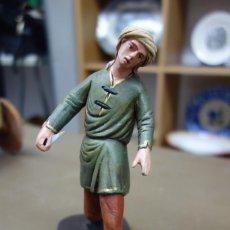 Figuras de Belén: FIGURA DE BELEN HEHA EN TERRACOTA. Lote 218771663