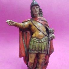 Figuras de Belén: ROMANO, ORTIGAS, FIGURA DE BELEN ANTIGUA. Lote 219294101