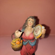 Statuine di Presepe: FIGURA BELÉN BARRO.. Lote 220838132