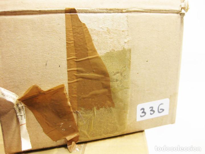 Figuras de Belén: Figuras de barro para nacimiento de 12 cm. Pastora con alforja. - Foto 4 - 222045456
