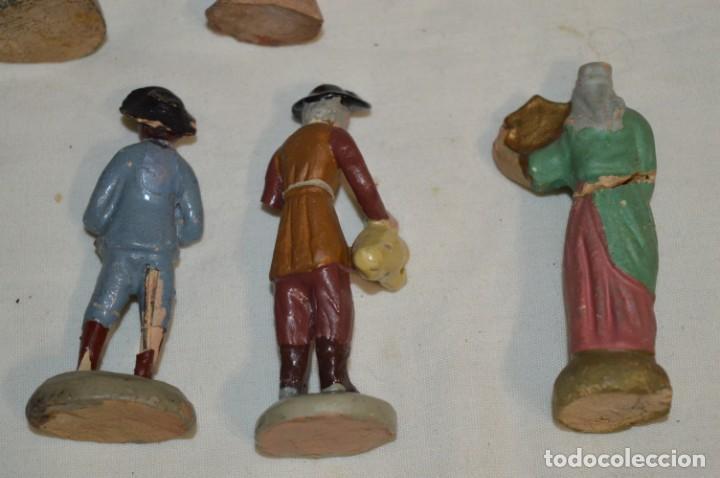 Figuras de Belén: Lote figuras variadas / BELÉN ANTIGUO / De BARRO, TERRACOTA o similar ¡Mira fotos/detalles! Lote 02 - Foto 17 - 222482505