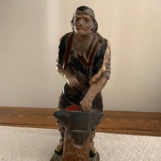 Figuras de Belén: HERRERO, FIGURA DE BELÉN, 19 CM. Lote 222665672