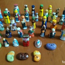 Figuras de Belén: LOTE 50 FIGURAS ROSCÓN. Lote 222837641