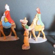 Figuras de Belén: NACIMIENTO - FIGURITAS. Lote 224587812