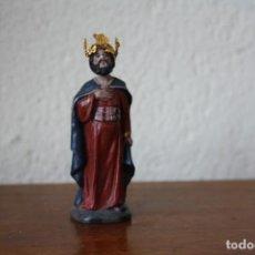 Figuras de Belén: FIGURA REY MAGO NACIMIENTO BELEN PESEBRE COLECCIÓN EDICIONES DEL PRADO - JOSE LUIS MAYO. Lote 227487960