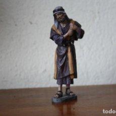 Figurines pour Crèches de Noël: FIGURA NACIMIENTO BELEN PESEBRE COLECCIÓN EDICIONES DEL PRADO - JOSE LUIS MAYO. Lote 227568655