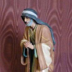 Figurines pour Crèches de Noël: FIGURA 16 CM A PALILLO POR MARTÍN CASTELLS. Lote 228072500