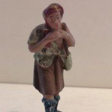 Figuras de Belén: FIGURA DE BELÉN DE ESCAYOLA. Lote 229059890