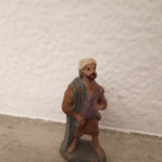 Figurines pour Crèches de Noël: PASTOR GAITERO. Lote 229124450