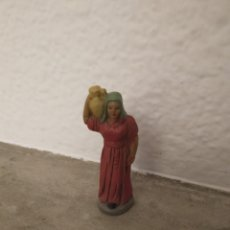 Figurines pour Crèches de Noël: PASTORA CON JARRA. Lote 229124712