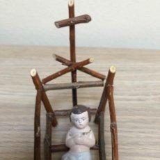 Figuras de Belén: FIGURA BELÉN NIÑO JESÚS. Lote 231005035