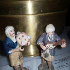 Figurines pour Crèches de Noël: FIGURAS DE BELÉN ANTIGUAS. Lote 233393445