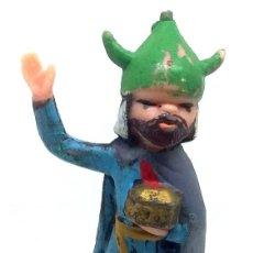 Statuine di Presepe: FIGURA DE PLASTICO BELEN MARCA MIRETE REY MAGO. Lote 249273895