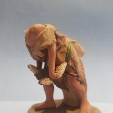 Figuras de Belén: FIGURA DE BELEN, CASTELLS ,10CM. Lote 252633590