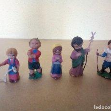 Figuras de Belén: LOTE FIGURAS BELEN. Lote 257691475
