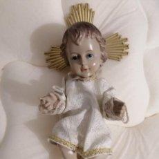 Figuras de Belén: KSA - FIGURA NIÑO JESÚS VESTIDO.. Lote 257737310