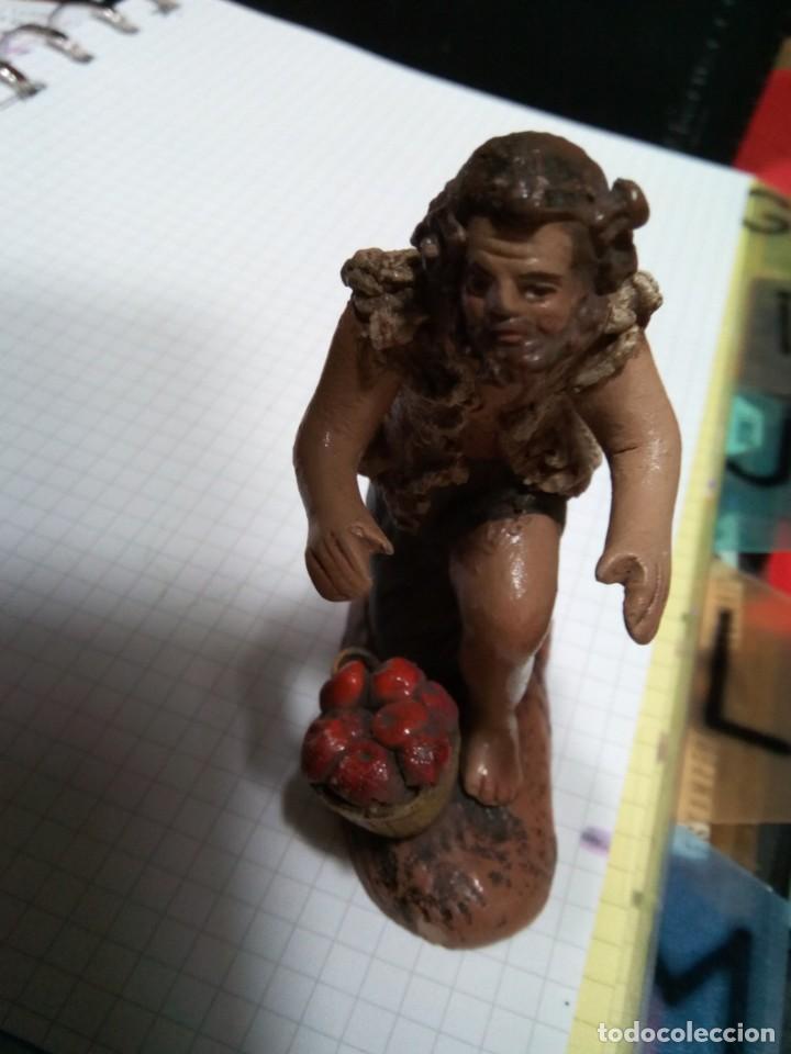 Figuras de Belén: * PASTOR DECOARTE. 7CM (Rf:F-13/a) - Foto 4 - 261537600