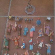 Figuras de Belén: DIFERENTES FIGURAS PARA RECREACION BELEN. Lote 261644590