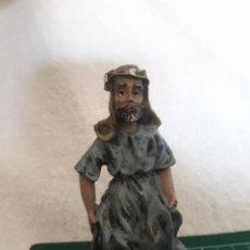 Figuras de Belén: FIGURA BELÉN CAGANER 12 CM. Lote 266277363