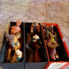 Figuras de Belén: ANTIGUAS FIGURAS DE BELEN. Lote 271963263