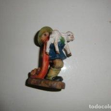 Figuras de Belén: FIGURA DE BELEN FERRANDIZ (EN LA BASE) AÑOS 70. Lote 278599893