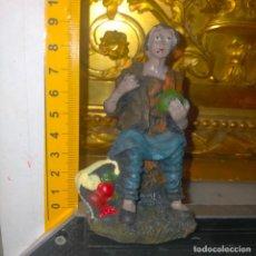 Figuras de Belén: FIGURA PORTAL DE BELEN RESINA VER MEDIDA EN FOTO MUCHAS EN PAGINA DEL MISMO JUEGO MISMO TITULO. Lote 278603058