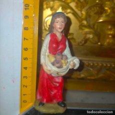 Figuras de Belén: FIGURA PORTAL DE BELEN RESINA VER MEDIDA EN FOTO MUCHAS EN PAGINA DEL MISMO JUEGO MISMO TITULO. Lote 278603153