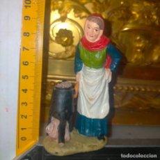 Figuras de Belén: FIGURA PORTAL DE BELEN RESINA VER MEDIDA EN FOTO MUCHAS EN PAGINA DEL MISMO JUEGO MISMO TITULO. Lote 278603193
