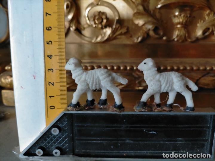 Figuras de Belén: figura portal de belen resina ver medida en foto muchas en pagina del mismo juego mismo titulo - Foto 2 - 278608618