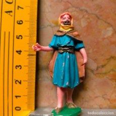 Figuras de Belén: FIGURA DE PORTAL DE BELEN NACIMIENTO . PLASTICO DURO O PVC OFERTA POR LOTES - PERSONAJE. Lote 288146888